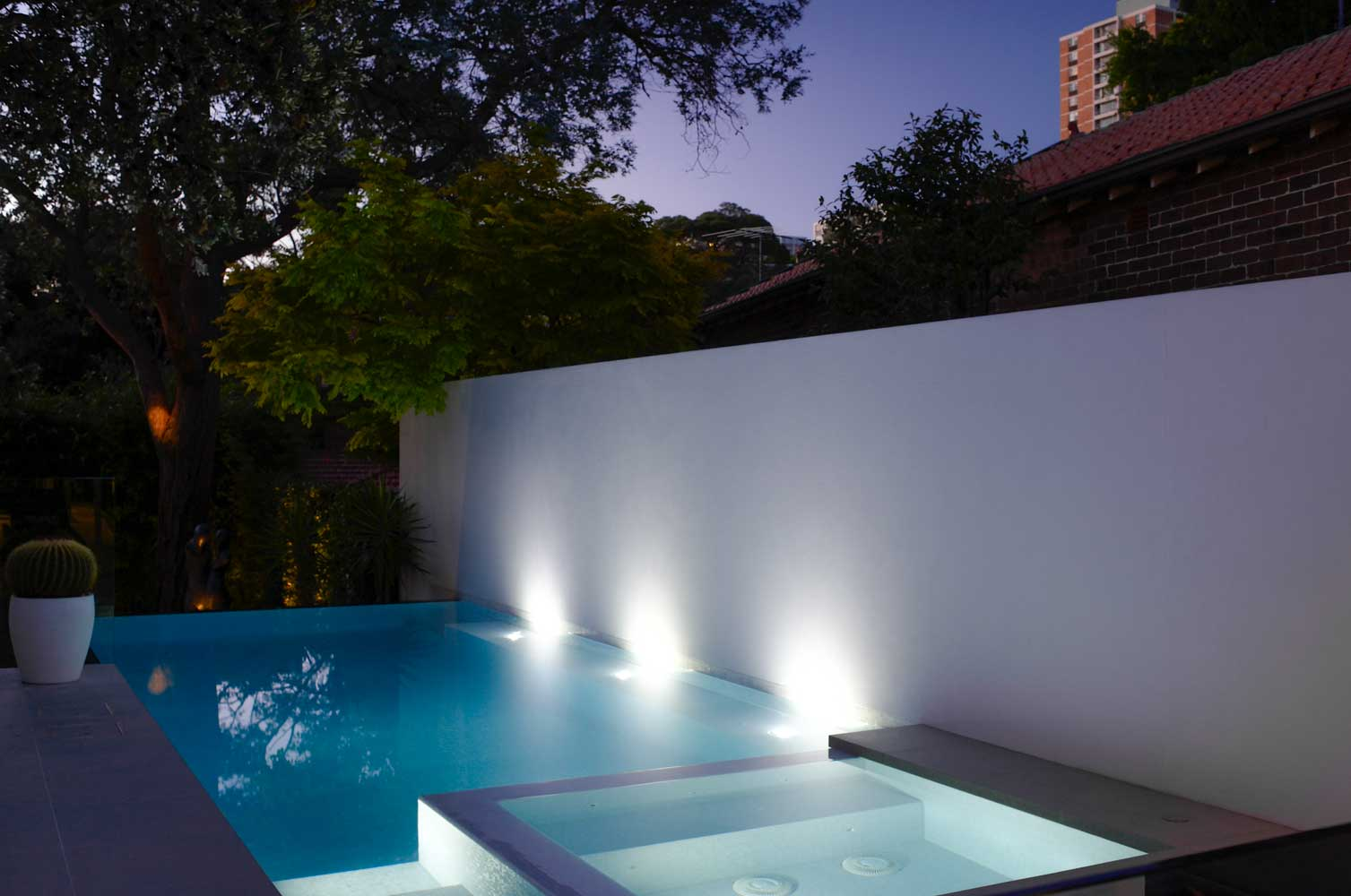 Pool design secret gardens sydney landscape architecture for Pool design sydney